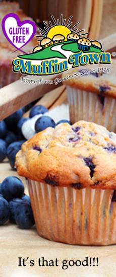 Muffin Town Gluten Free Products