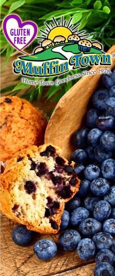 Muffin Town Gluten Free