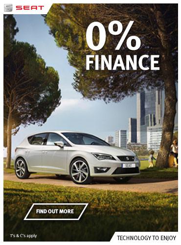 O% FINANCE, ZERO HEADACHES