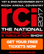 The UK now has its very own dedicated annual, national exhibition to support the roofing, cladding and insulation sectors.