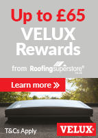 VELUX Rewards are available on all VELUX roof window purchases throughout 2017.
