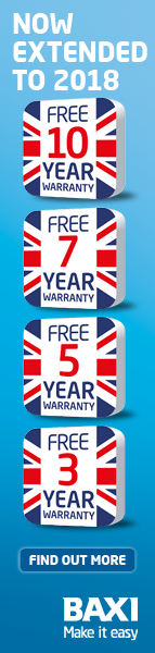 We're committed to making things easy for our installers, which is why we are offering amazing warranties on our boilers until 31 December 2018