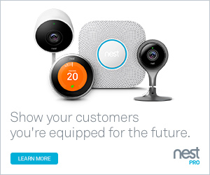 Become a Nest Pro and start to sell and install products like the new Nest Cam IQ outdoor security camera