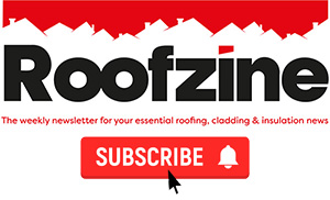 Register now, for your FREE weekly ROOFZINE to make sure you are kept up to date with all the latest news in your industry.