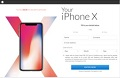 Enter To Win A FREE iPhone X