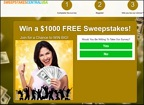 Enter Our $1,000 Sweepstakes
