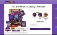 Test A Cadbury Hamper For Us, Then Keep It