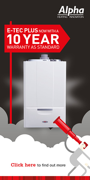 E-Tec Plus is our newest combi boiler range and now comes with a 10 year warranty as standard.