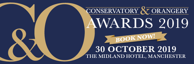 The Conservatory and Orangery Awards 2019 - Enter Now