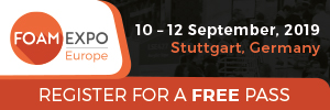 Europe's dedicated trade fair and conference for the technical foam manufacturing supply chain
