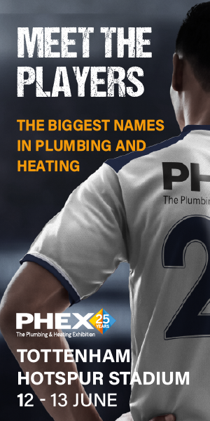 For 25 years we've been bringing together the biggest names in heating and plumbing and this year we're excited to be launching our 2019 series at the new Tottenham Hotspur Stadium!