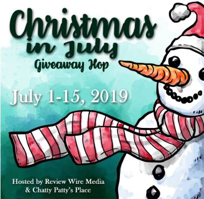 'Xmas In July' Giveaway Hop