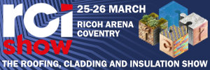 The RCI Show is the largest UK event where the entire roofing, cladding and insulation supply chain comes together.