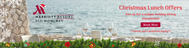 Marriott Resort Christmas Lunch Offers