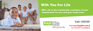 BSP With You For Life