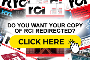 If you would like your copy of RCI magazine sent to another address, complete the form to ensure you don't miss out on the latest industry news, views and feature articles.