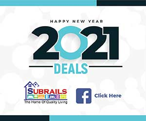 Subrails 2021 Deals