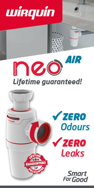 Wirquin Neo, with a lifetime guarantee, it's the only trap you will ever need!